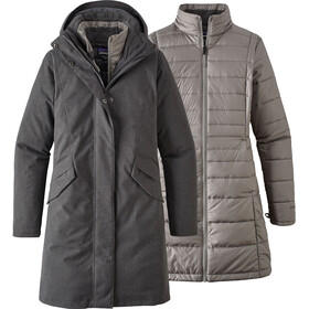 Patagonia Vosque Jakke Damer, forge grey